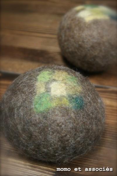 コロコロ モザイク(緑)