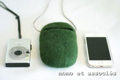 cocoon(深緑)